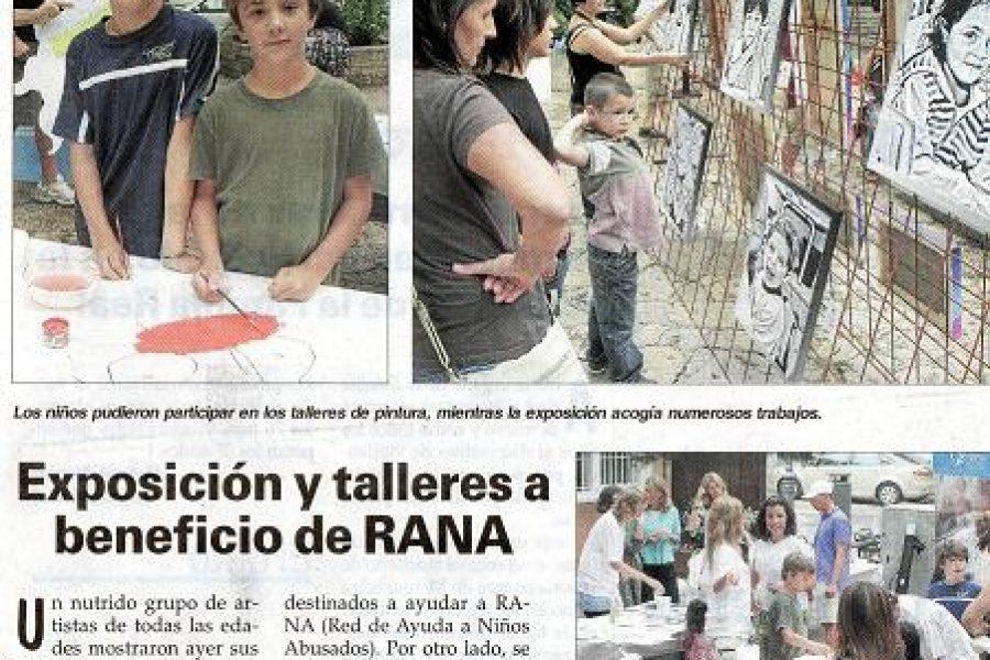 Exposición para Rana