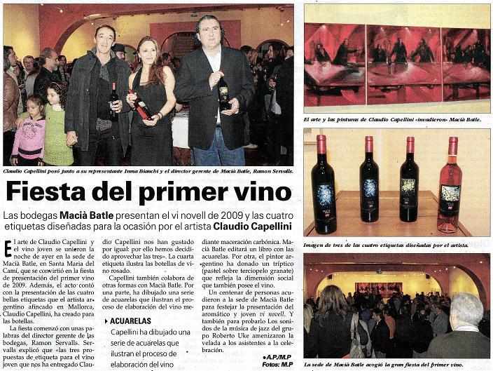 Fiesta del Arte y Vino