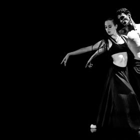 Academia de danza contemporánea de Ángela Bruno