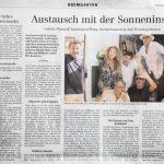 prensa en Bremgarten
