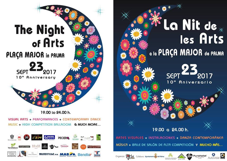 Nit de L´Art 2017- La vuelta a Plaza Mayor